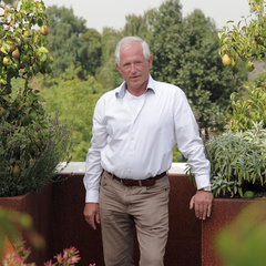 Wim Beining, Ebben Nurseries Planting Advisor