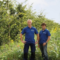 Twan Hendriks and Gerwin de Bruijn, Ebben Nurseries Environmental Specialists